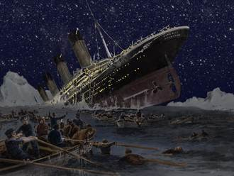 撿到鐵達尼號遇難者瓶中信 105年後被沖上岸專家驚呼