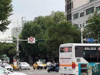 【全台大停電】台北市重要路口紅綠燈暗一片 交通警察總動員