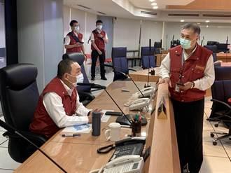 【全台大停電】新北24起電梯受困案 侯友宜進駐災害應變中心