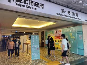 【全台大停電】統一時代百貨台北店沒電用 緊急照明系統供應中