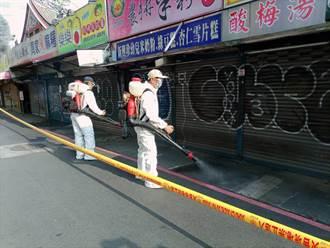 確診者曾至新竹城隍廟 廟方、商圈急關閉消毒