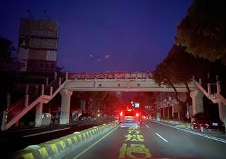 【全台大停電】台南42萬戶停電 1154處路口號誌停擺