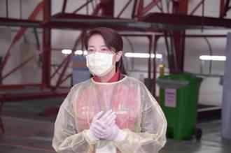 台北市副市長黃珊珊:和平醫院準備18年 絕不會歷史重演