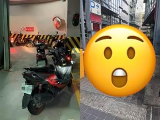 【全台大停電】停車場柵欄不動 1圖展現「恐怖下班決心」網笑瘋