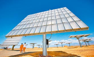 角力戰延燒 美擬禁止新疆太陽能