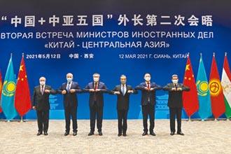 團結抗疫 中國與中亞五國達共識