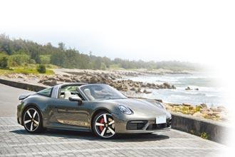 PORSCHE 911 Targa 4S 駕馭魅力無與倫比