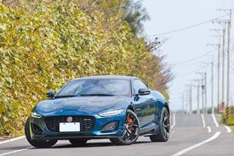 Jaguar F-TYPE引擎聲浪令人陶醉