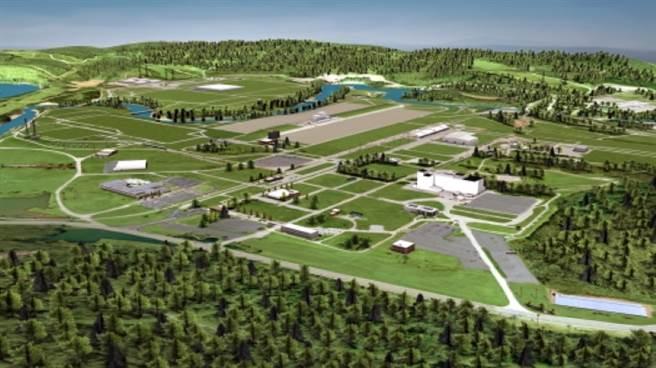東田納西技術場是美國核技術的實驗重鎮。(圖/橡樹嶺國家實驗室)