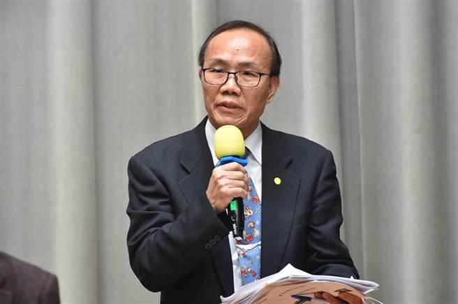 農委會副主委陳添壽。(圖/資料照、政院提供)
