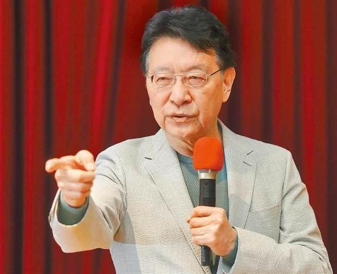 中廣董事長、資深媒體人趙少康。(資料照片)