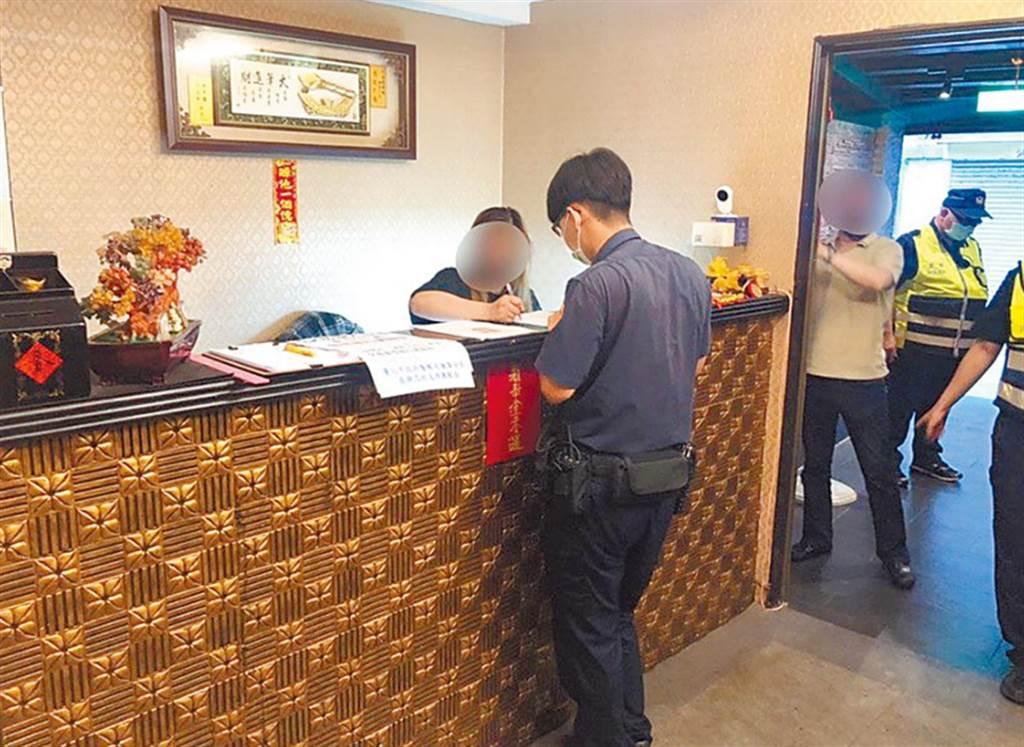 萬華茶藝館群聚愈演愈烈,連不相干的人都被牽拖。(資料照)
