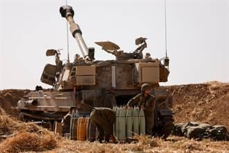 以色列精銳部隊邊界集結 加薩全面戰爭一觸即發