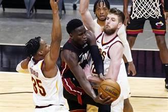 NBA》歐拉迪波因傷確定報銷 熱火季後賽痛失得分大將