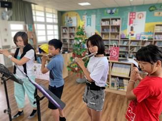 香港作曲家為七股譜曲 龍山國小長笛演奏會受疫情影響取消