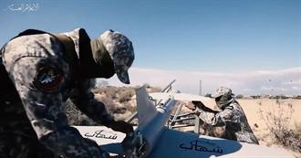 影》痛宰以色列 哈瑪斯猛放自殺無人機