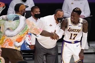NBA》湖人最強陣容終於到齊 薛洛德宣告回歸