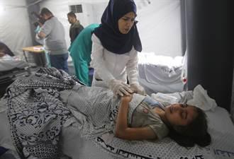 以巴互轟 逾百巴勒斯坦人喪命 多家航空公司取消航班