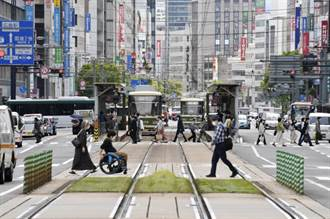 日本政府拍板 緊急事態追加北海道等3地16日上路