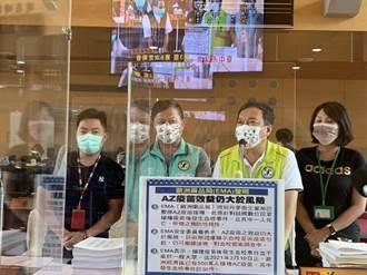 綠營酸官員有三高未打疫苗 中市民政局長駁:莫須有指控