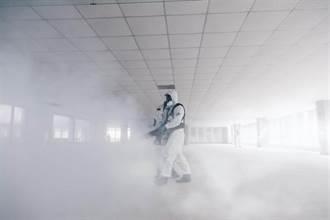化学兵支援清消双北 网疯传「小心剧毒」 国防部:假讯息