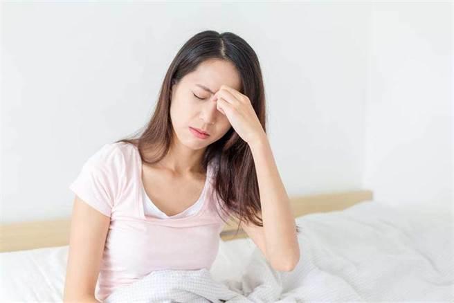 大熱天易誘發偏頭痛 想改善有日常照護關鍵。(示意圖/Shutterstock)