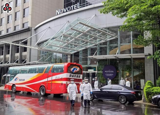 諾富特飯店(本報資料照片)