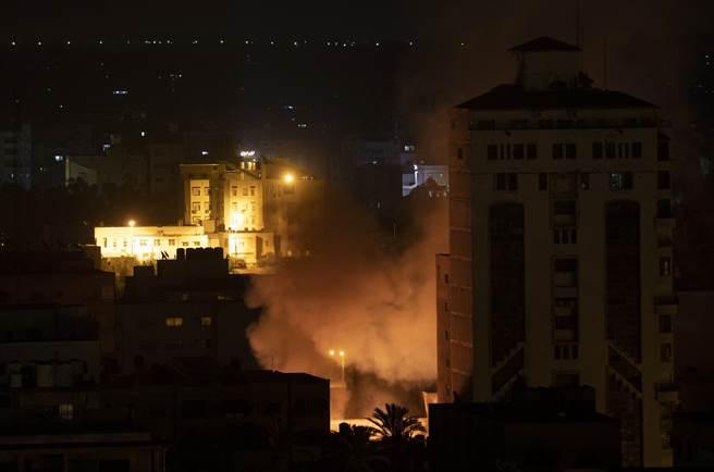 影》以色列放手狂打 160戰機40分射450彈猛轟哈瑪斯地道