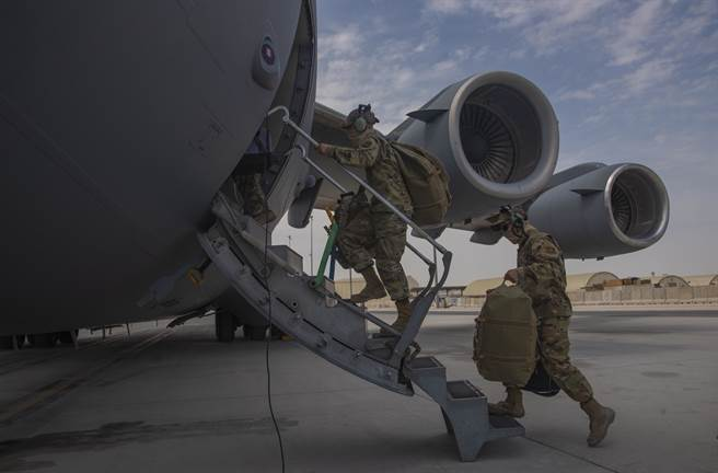 美軍撤離阿富汗 北京一則以喜一則以懼