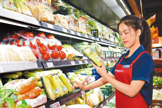 全聯年中慶聚焦「全民有機、安心履歷」,精選有機蔬菜與產銷履歷商品推出優惠。(全聯提供)