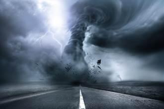 大陸武漢晚間突發「9級龍捲風」 初估6死、218傷