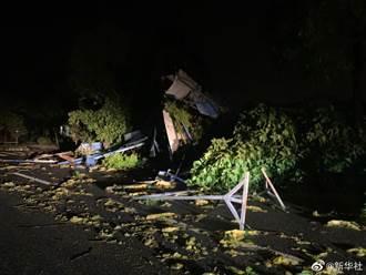蘇州武漢9級龍捲風造成7人死亡 239人受傷