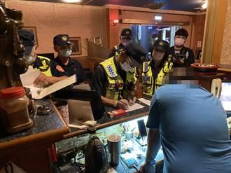 誇張!台南警稽查八大行業查獲51違規 2成業者未落實實聯制