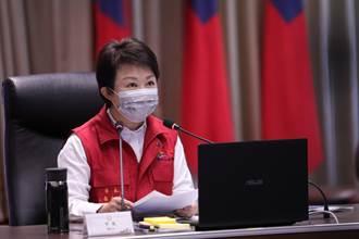 盧秀燕:防疫當前 沒有人是局外人