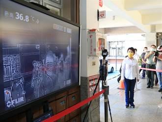 國中會考中投考區  6考生發燒啟用備用試場