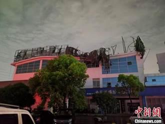 武漢蘇州龍捲風已致12人遇難379人受傷