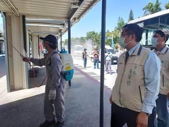 黃偉哲指示防疫升級 建議大眾運輸系統採實聯制方便疫調
