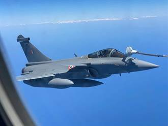 印度再創新飆風中隊 戍守「雞脖子」戰略要地