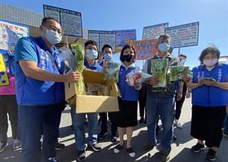 蔬果大多運往台北拍賣 雲林宣布進入「準3級防疫」 夜市、牛墟即日休市