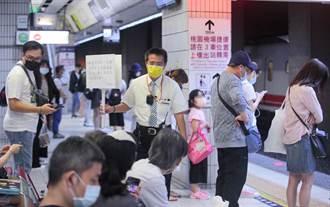 台鐵宣布 北部7車站尖峰時刻啟動人流管制