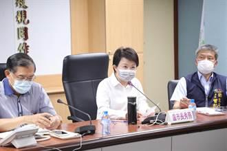 中央防疫視訊會議   盧秀燕爭取產業紓困補助