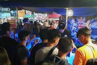 黃偉哲晚間9點宣佈 台南進入準三級防疫狀態
