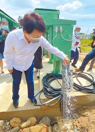 缺水又限電 盧秀燕嘆台中被孤立