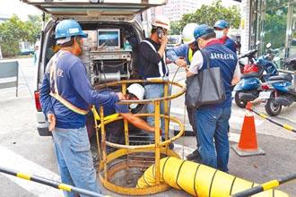 嘉市汙水下水道管材 HDPE、PVC並用