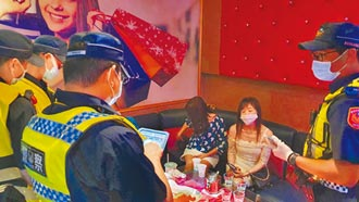 消滅防疫死角 台南嚴查八大行業