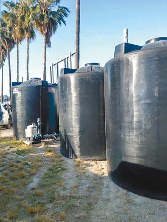 南市日省7萬噸水 水庫可撐到7月底