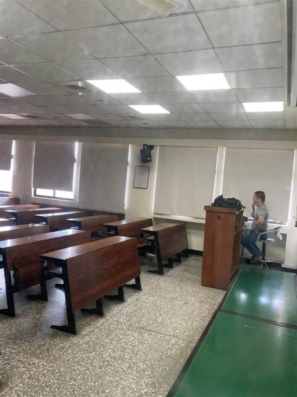 淡江大學遠距學習教師仍需到校授課  學習效果獨步全國