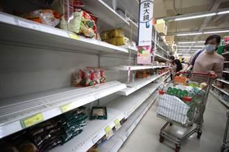 疫苗接種率不到1% 華郵:台灣民眾瘋狂囤積衛生紙