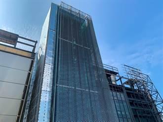 知名建築師打造台中綠美圖 玻璃帷幕通過仿真風雨試驗