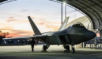 抗陸護台 美F-22前途黯淡 何時讓路要看它